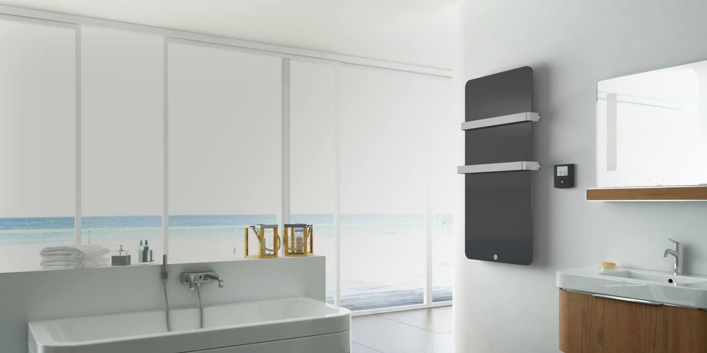 xtal slide 3 - Haverland: líder en emisores térmicos o radiadores eléctricos bajo consumo, inteligentes y autoprogramables