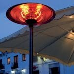 ph21 detalle infra 150x150 - Patio Heater PH21