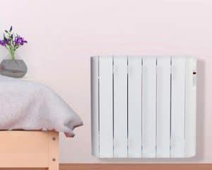 emisor térmico de pared