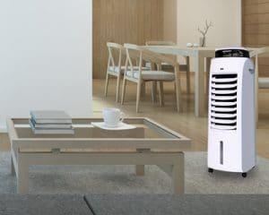 Climatizador evaporativo portátil. ¿Conoces las ventajas?