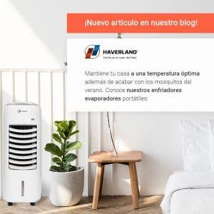 ¿Cómo elegir un buen climatizador evaporativo portátil?